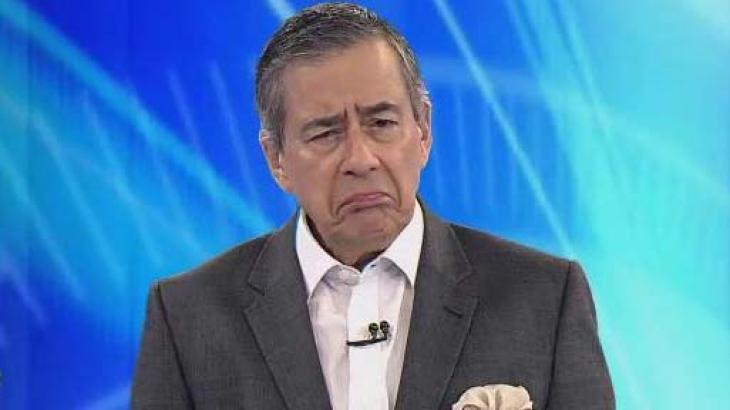 Paulo Henrique Amorim vem sofrendo uma campanha na internet pedindo sua saída do
