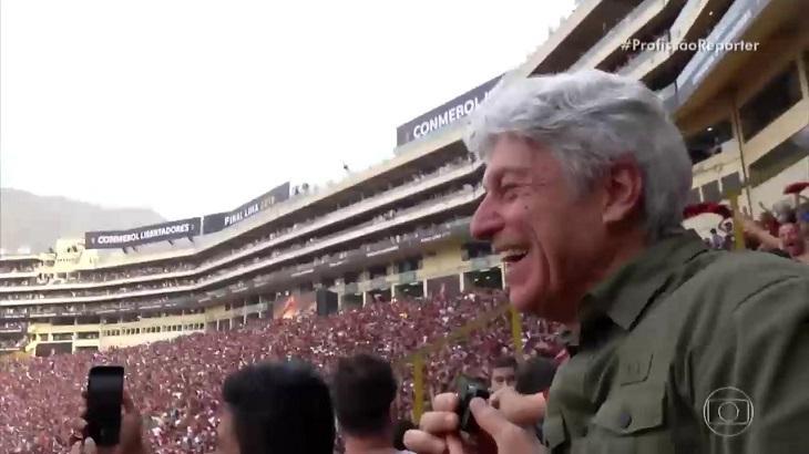 Saga de torcedores do Flamengo rende melhor Ibope em 18 meses ao Profissão Repórter