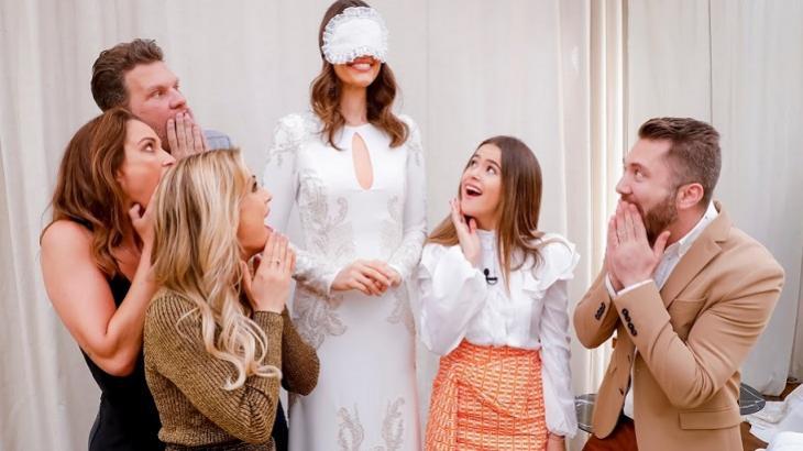 Programa da Maisa irá vestir Chris Flores de noiva - Foto: Gabriel Cardoso/SBT