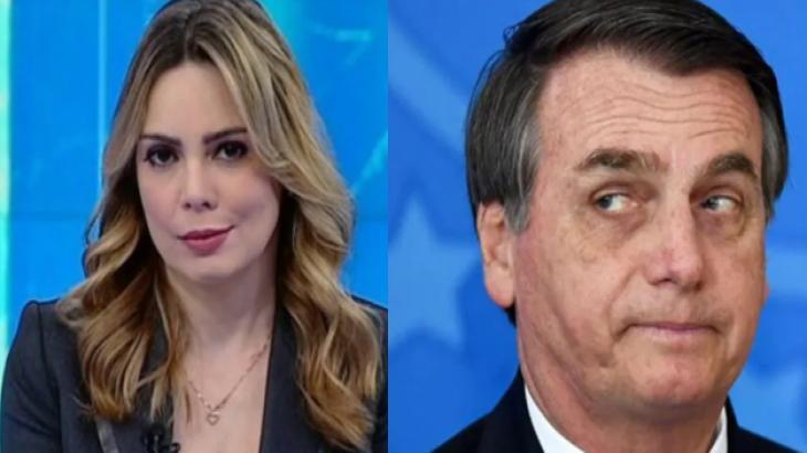 Rachel Sheherazade diz estar sofrendo ameaças de morte por criticar Jair Bolsonaro - Famosos - NaTelinha