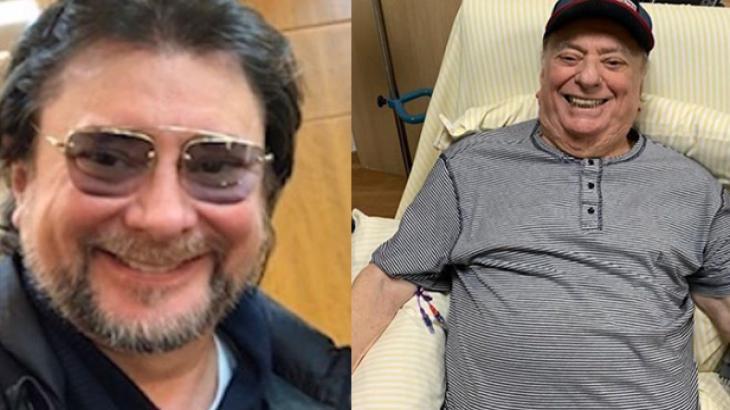 Raul Gil Junior e Raul Gil
