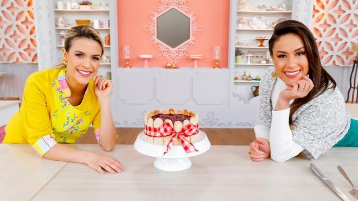 Bake Off Brasil - A Cereja do Bolo traz Torre de Churros e Charlotte
