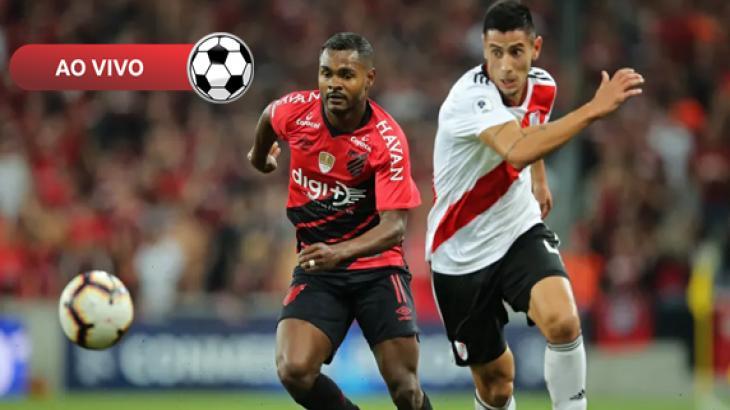 River Plate x Athletico PR ao vivo - Foto: Divulgação