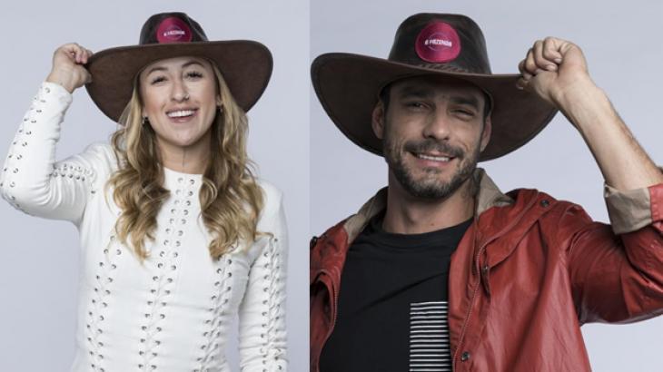 Bifão e Diego Grossi formam a Roça em A Fazenda 2019; quem fica?