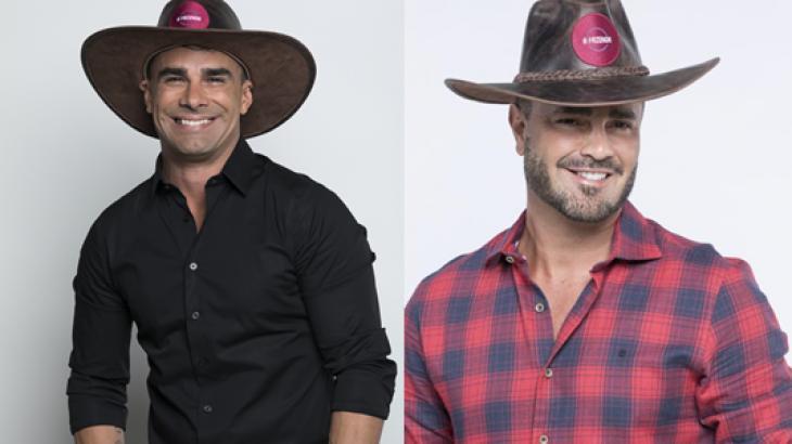 Jorge Sousa e Rodrigo Phavanello formam a Roça em A Fazenda 2019; quem fica?