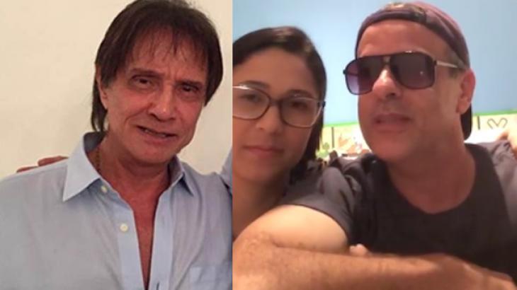 Filho de Roberto Carlos desabafa sobre novo câncer: