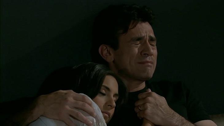 Rogério e Ana Paula fazem as pazes e marcam casamento em