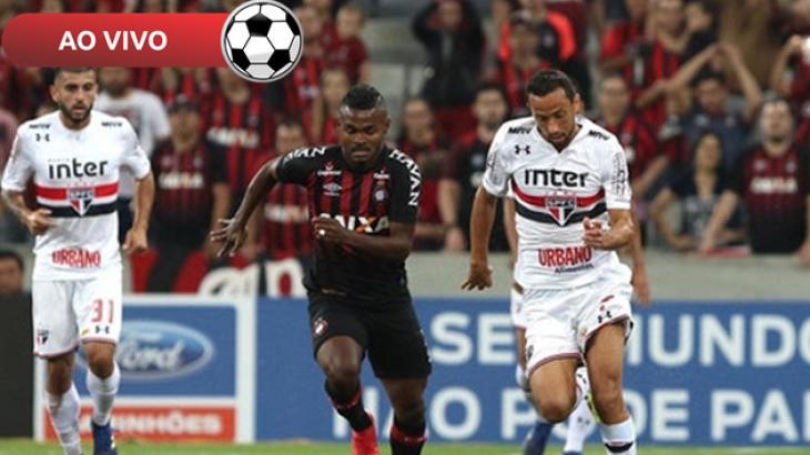 São Paulo x Athletico PR