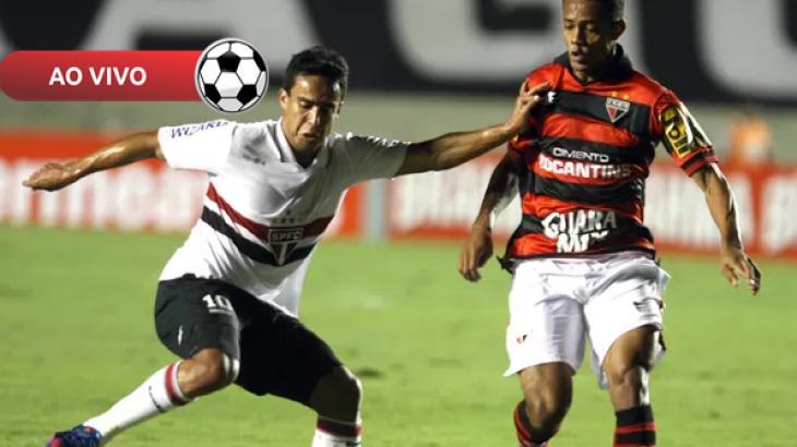 São Paulo x Atlético-GO ao vivo: Saiba como assistir online e na TV pelo Brasileirão