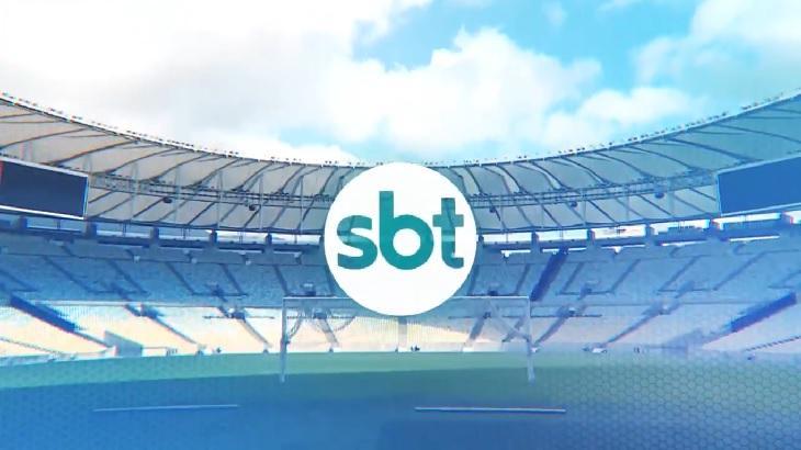 SBT exibe primeira chamada da final do Campeonato Carioca entre Flamengo e Fluminense