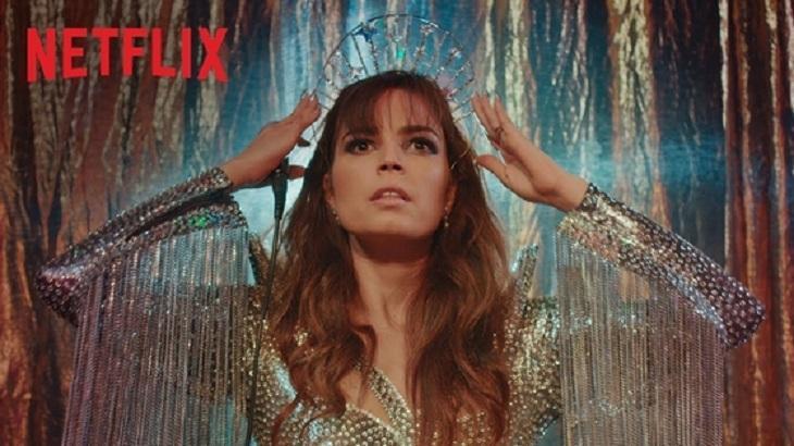 Emanuelle Araújo foi protagonista da série - Foto: Divulgação/Netflix