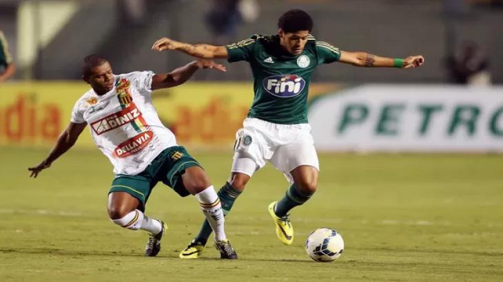 Sampaio Corrêa x Palmeiras - Foto: Divulgação