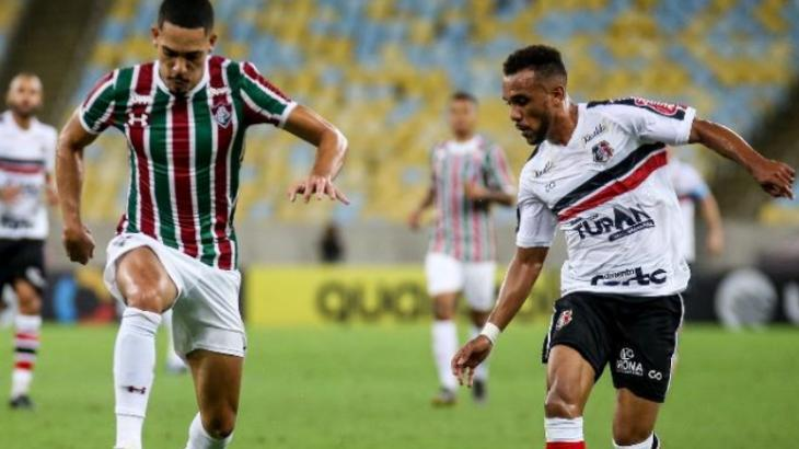 Santa Cruz x Fluminense ao vivo: Transmissão no SporTV nesta quinta-feira, 25/04/2019