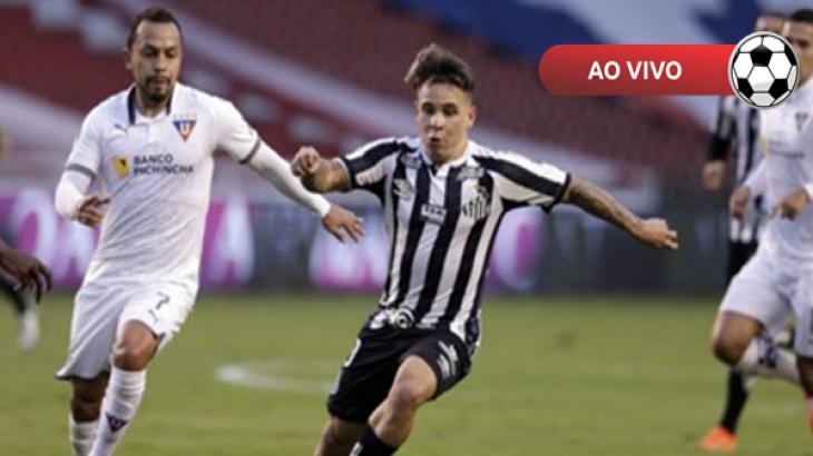 Santos x LDU ao vivo: Saiba como assistir online e na TV pela Libertadores