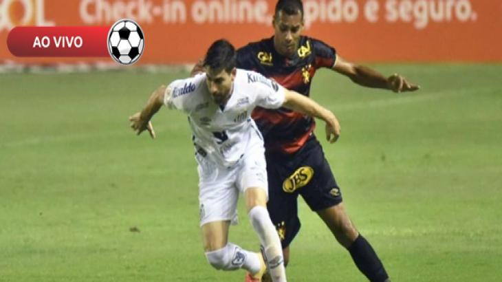 Santos x Sport - Foto: Divulgação