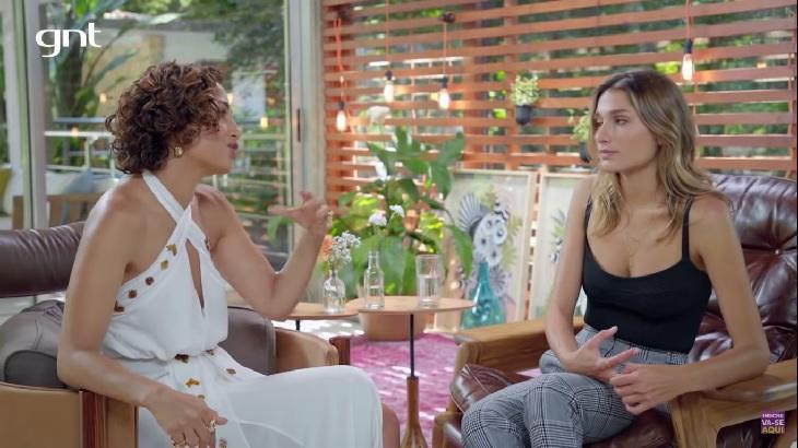 Sasha segue orientações de Xuxa sobre veganismo