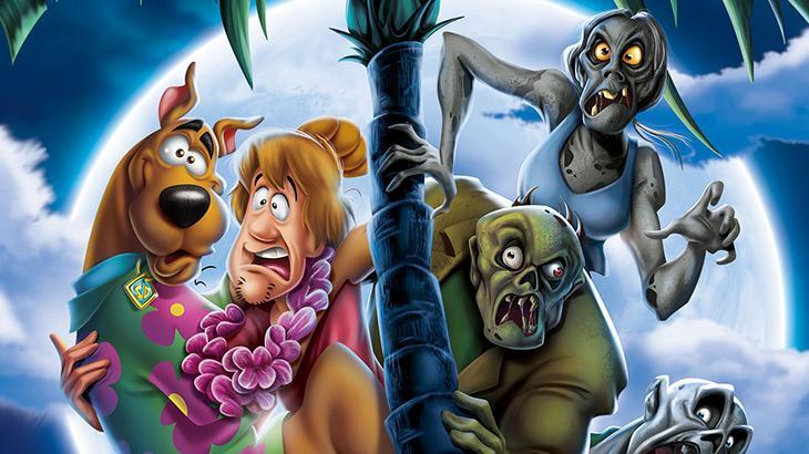 Scooby-Doo! De Volta à Ilha dos Zumbis - Canal Like - NaTelinha
