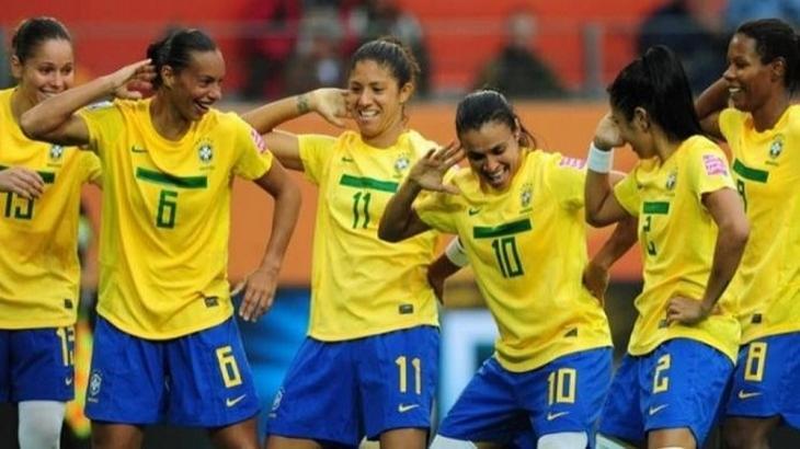 Seleção feminina joga a classificação contra a Itália na próxima terça-feira (18). Globo derrubou a grade para transmitir. Foto: Divulgação