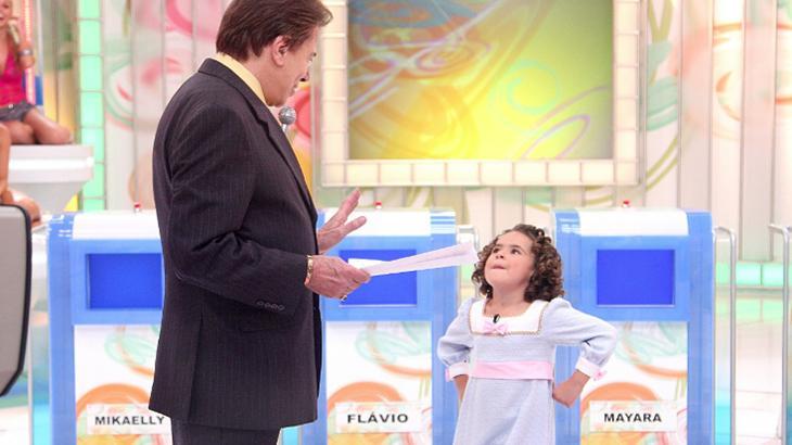 10 vezes em que Maisa calou Silvio Santos no palco