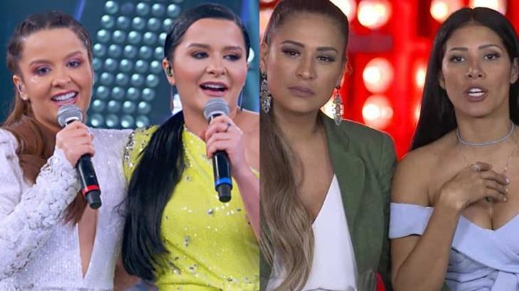 Simone diz que Maiara e Maraísa não querem fazer live com ela e Simaria