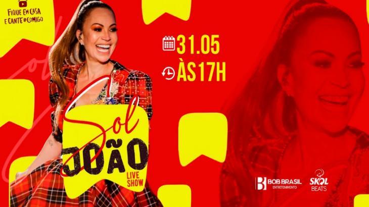 Live da Solange Almeida