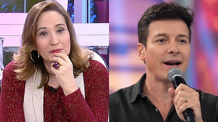 """Sônia Abrão critica Rodrigo Faro por 'copiar' Eliana: """"Falta de coleguismo"""""""