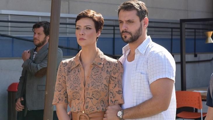 Em Topíssima, Sophia e Antônio sofrerão um acidente aéreo. Foto: Divulgação