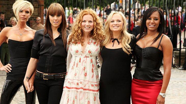 Spice Girls receberão cachê milionário para reunião