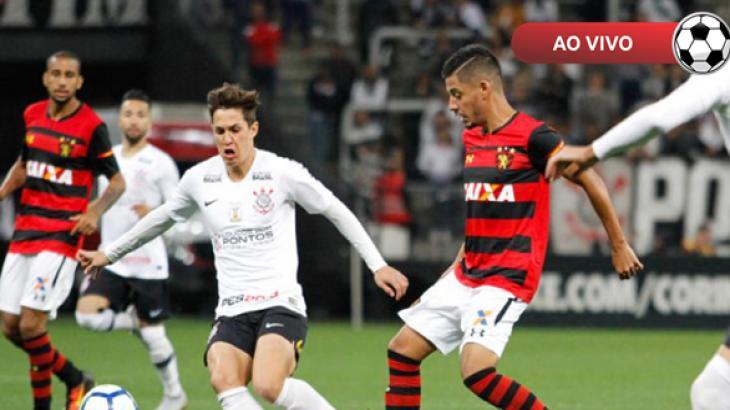 Sport x Corinthians - Foto: Divulgação