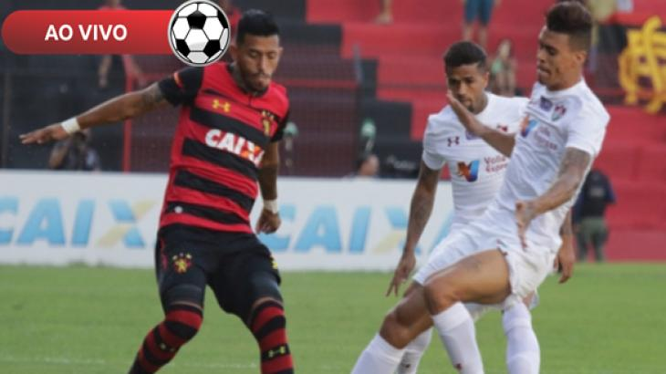 Sport x Fluminense - Foto: Divulgação