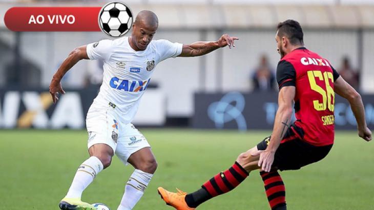 Sport x Santos