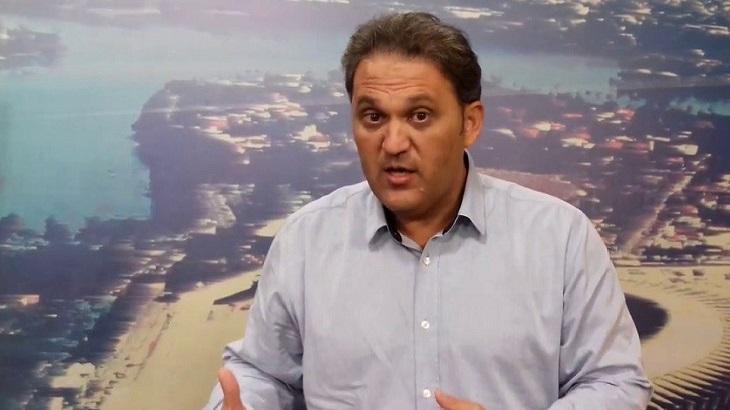 Stanley Gusman trabalha na TV Alterosa, afiliada do SBT para Minas Gerais