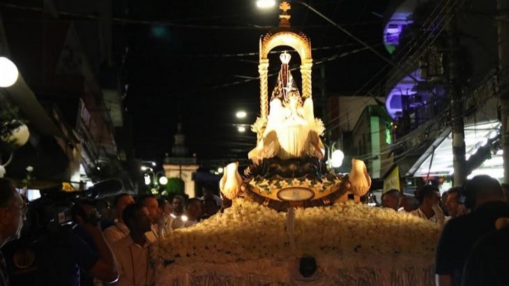 TV Aparecida teve alta audiência no feriado católico. Foto: Divulgação