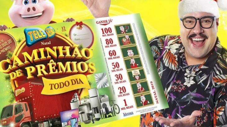 Tele Sena - Foto: Reprodução/SBT