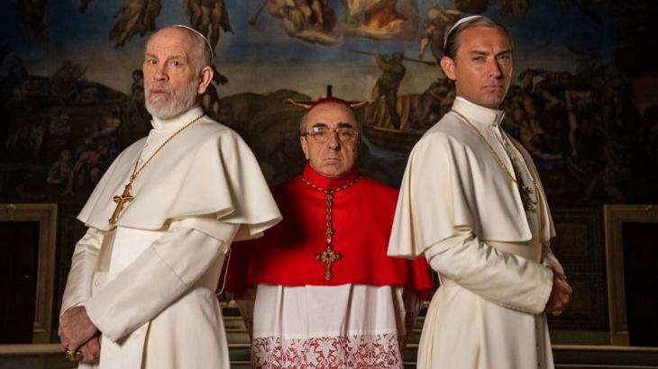 The New Pope estreia na próxima sexta-feira (17) na Fox Premium - Foto: Divulgação