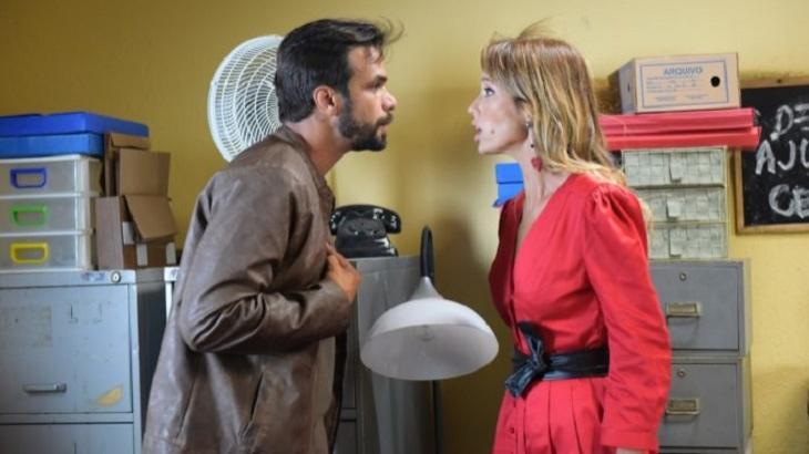 Yasmin ficará sob a mira de Pedro em Topíssima. Foto: Divulgação