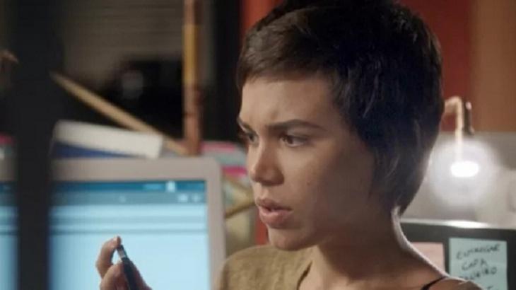 Carla Salle, de Totalmente Demais, comemorou personagem feminista - Foto: Divulgação