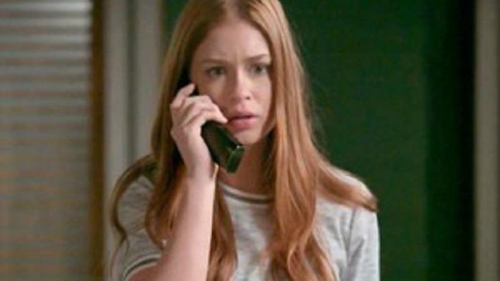 Na novela Totalmente Demais, Eliza irá receber ligação de Dino - Foto: Divulgação