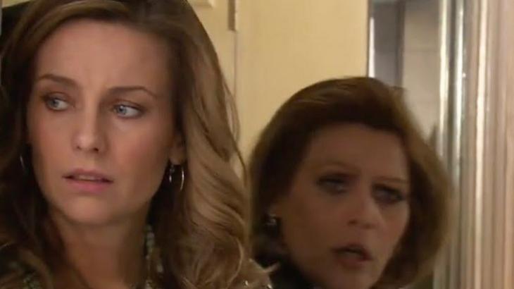 Cena de Triunfo do Amor com Helena e Rosana