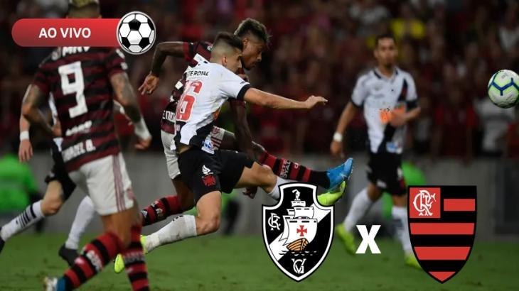 Vasco x Flamengo ao vivo: Saiba como assistir online pelo Campeonato Carioca