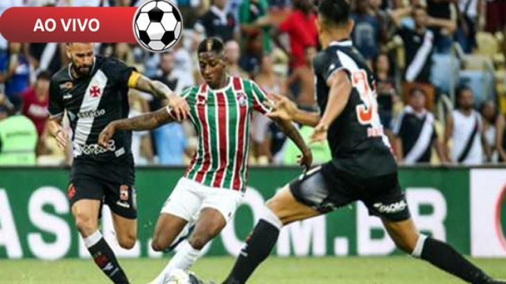 Vasco x Fluminense