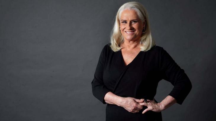 Prestes a completar 65 anos, Vera Holtz diz:
