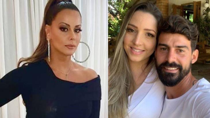 Viviane Araújo perde processo na Justiça contra o ex Radamés