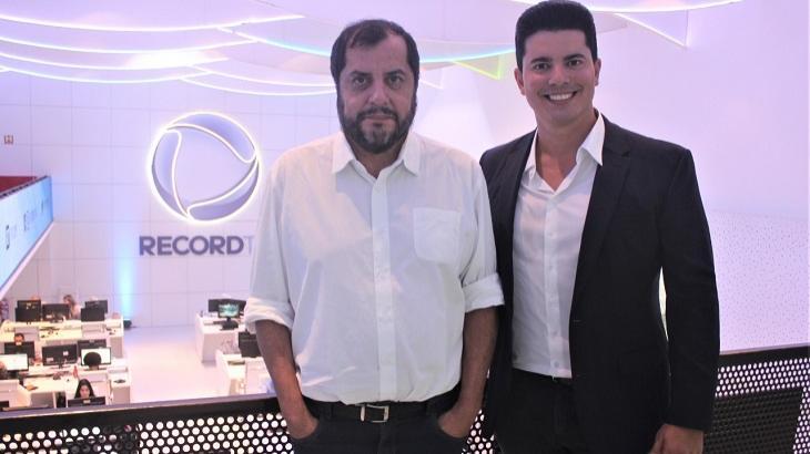 Wagner Montes Júnior foi contratado pela Record - Foto: Divulgação/Record