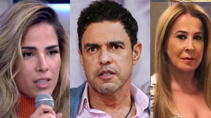 Wanessa Camargo faz desabafo sobre separação dos pais em nova música - Famosos - NaTelinha