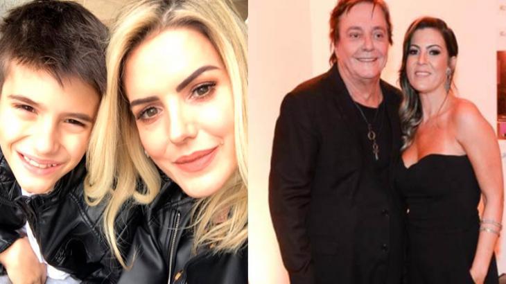 Mari Alexandre afirma que Fábio Jr. não visita o filho por causa da esposa: