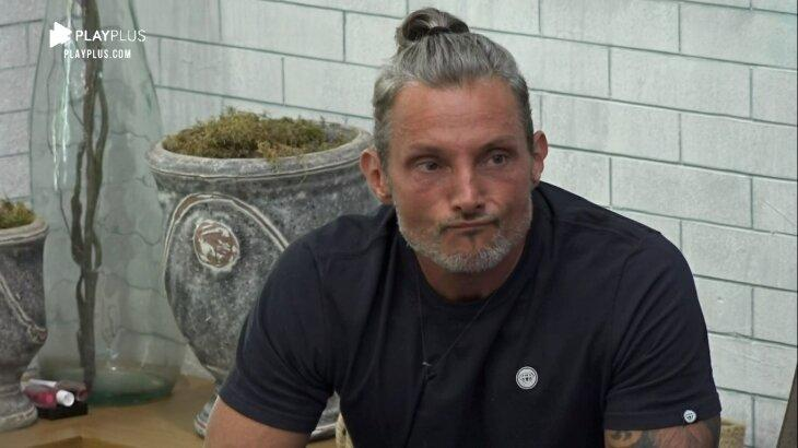 Juliano Ceglia é acusado de trapacear em Prova do Fazendeiro. Foto: PlayPlus/ Reprodução