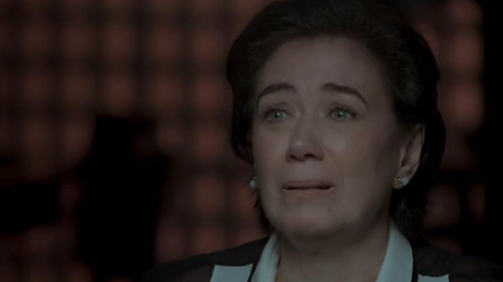 Lilia Cabral como Silvana em A Força do Querer