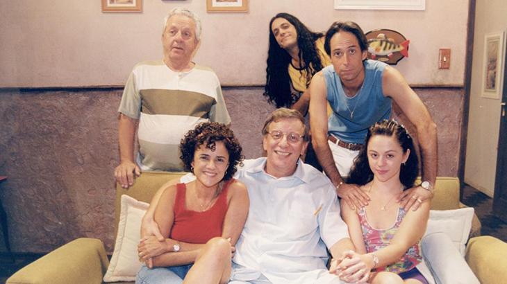 Elenco de A Grande Família