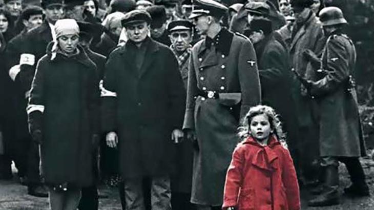 A Lista de Schindler, de Steven Spielberg